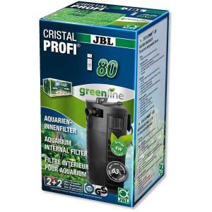 Filtru intern acvariu JBL CristalProfi i80 greenline / 60-110 l