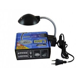 Lampa acvariu Super Led Clamping Lamp 0,6 W black