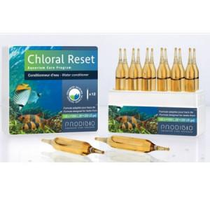 Medicament pesti acvariu Chloral Reset 12 fiole pentru 1000 litri - PRODIBIO