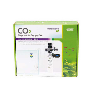 Set CO2 Profesional, butelie nano 95gr, unica folosinta,controller CO2, 2 manometre, valva solenoid Germania,C39