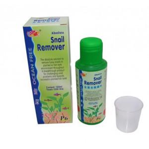 Solutie contra melcilor de acvariu P6 Snail Remover 120ml