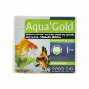 Solutie tratare apa Prodibio Aqua Gold 12 fiole