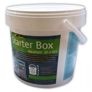 Starter Box Growth - Complete starting kit with Growth Soil 9 kgs