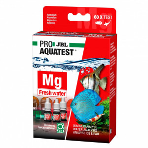Test apa JBL ProAqua Test Mg Magnesium Fresh Water