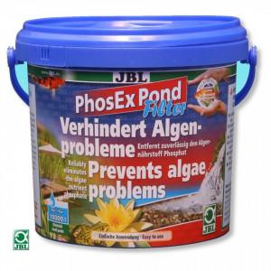 Tratament impotriva algelor JBL PhosEx Pond Filter 2.5 Kg