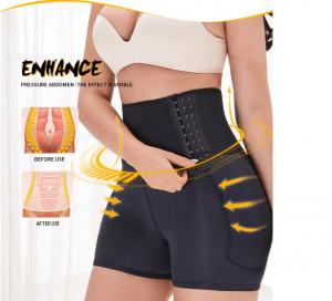 Body Modelator--SOLDURI PROEMINENTE-- Cu Corset Black