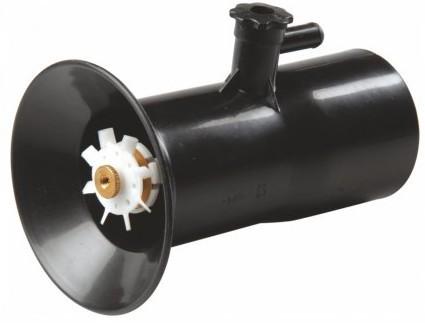 Sistem pulverizare atomizor
