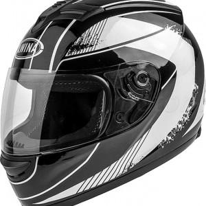 Casca moto Full Face Awina Silver - L