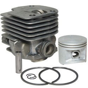Cilindru (set motor) Husqvarna 365, 371, 372, 375, Profesional - Nikasil