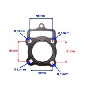 Garnitura cilindru Loncin 125cc 2T - 4T