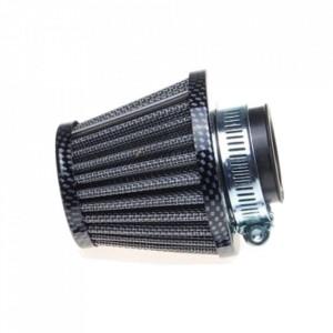 Filtru aer moto, ATV (tip sport) 50mm - Carbon Style