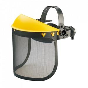 Masca de protectie cu viziera din plasa - GP