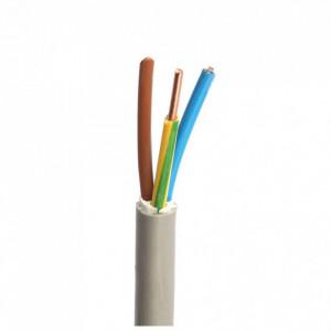 Cablu electric ignifug 3 x 6mm CYYF, metru