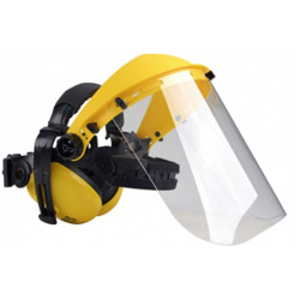 Masca de protectie fata cu antifoane - GP Premium