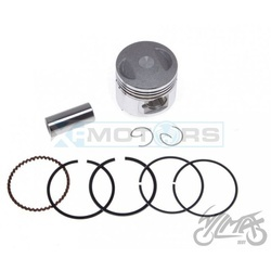Piston scuter chinezesc GY6 4T 80cc - WM Moto
