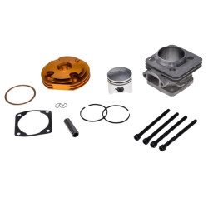 Set motor complet Pocket bike - 44mm - Wilmat