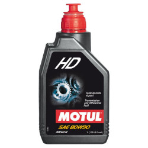 Ulei transmisie moto si ATV 80w90 Motul HD