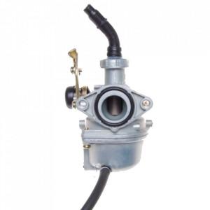 Carburator ATV 110cc cu soc actionare prin cablu, Premium