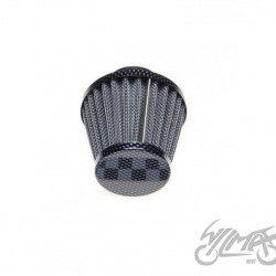 Filtru aer motocicleta si ATV (tip sport) 42mm - Carbon Power