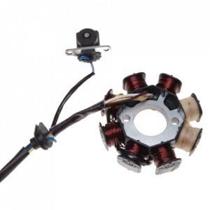 Magnetou scuter cu 8 bobine 4T - WM Moto