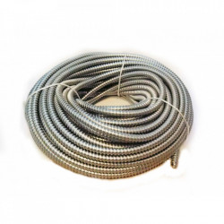 Tub riflat metalic copex, 16mm (rola 50m)