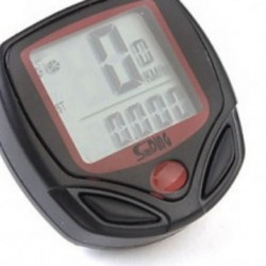 Vitezometru digital cu fir bicicleta - 15 functii