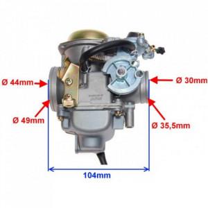 carburator atv 250 soc electric