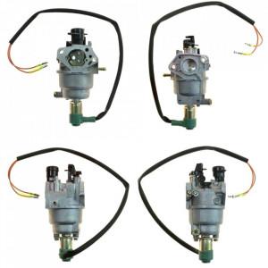 Carburator generator, motoutilaje 8cp Honda GX 240 cu electrovalva
