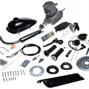 Kit complet motor bicicleta 50cc