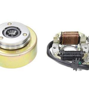 Volanta si magnetou (stator) ATV 110cc - 125cc, 2 bobine