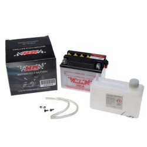 Baterie scuter / moto 12V 4 amperi - WM Moto Power