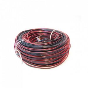 Cablu electric audio 2 X 1mm, pentru boxe, rola 100m, MYUP