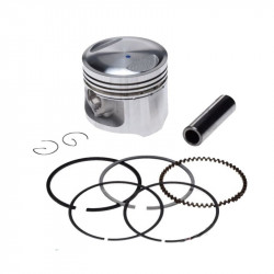 Piston Moto Cross Loncin 125cc, 56,4mm - WM Moto