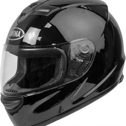 Casca moto Full Face - Awina Black - M