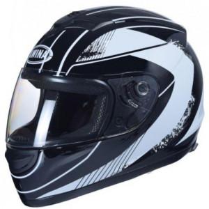 Casca moto Full Face Awina Silver - S