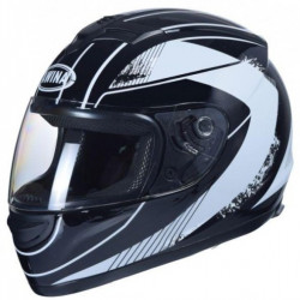 Casca moto Full Face Awina Silver