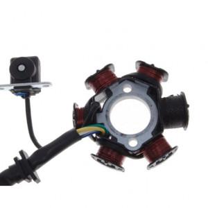 Magnetou 6 bobine scuter Gy6 50cc - 150cc - Wilmat