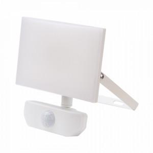 Proiector Home Deco cu senzor de miscare, 20W (100W), 6000k, lumina rece