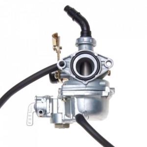 Carburator ATV 110cc PZ19 - Cu actionare soc prin cablu - Wilmat