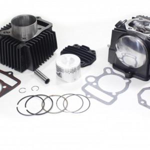 Set motor si chiulasa ATV 110cc