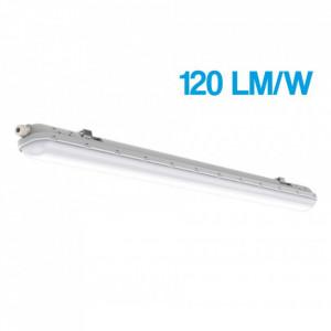 Corp led, 6500K, lumina rece, 48W=96W, protectie IP65, 600Mm, 120LM/W