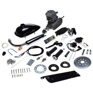Kit motor complet bicicleta 80cc (motor complet bicicleta)