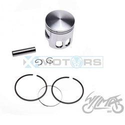 Piston Yamaha, Aprilia 80cc,, 47mm - WM Moto (Ceramic)