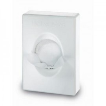 Poze Dispenser pt pungi igienice alb