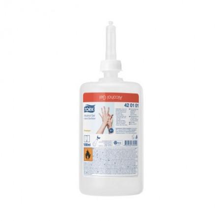 Poze DEZINFECTANT ALCOOL GEL TORK 1 L S1 - 420103