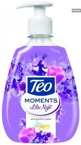 Sapun lichid Teo Moments Lilac Night, 400ml