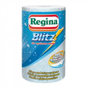 Prosop hartie Regina Blitz, 3 straturi