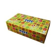 Servetele fine PUFF 150 buc, 2 Straturi
