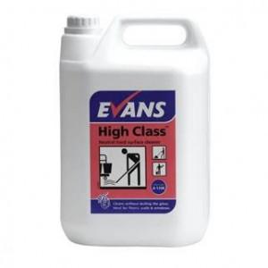 High Class Detergent parfumat suprafete