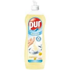 Detergent lichid Pur balsam pentru vase Camomile,  900ml